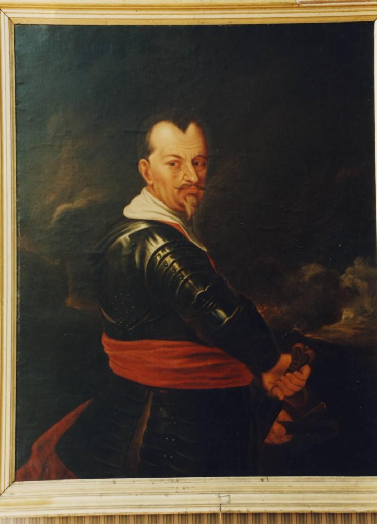 1 - Albrecht z Valdštejna, vévoda frýdlandský