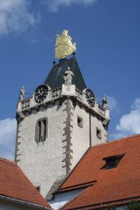 Kostel sv. Gottharda v Budišově u Třebíče